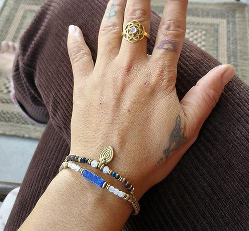 Armband Lapis Lazulis