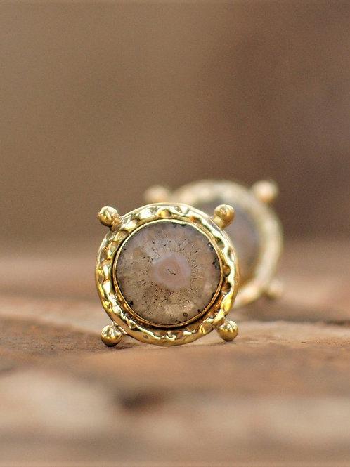 Solar Quarz Ring