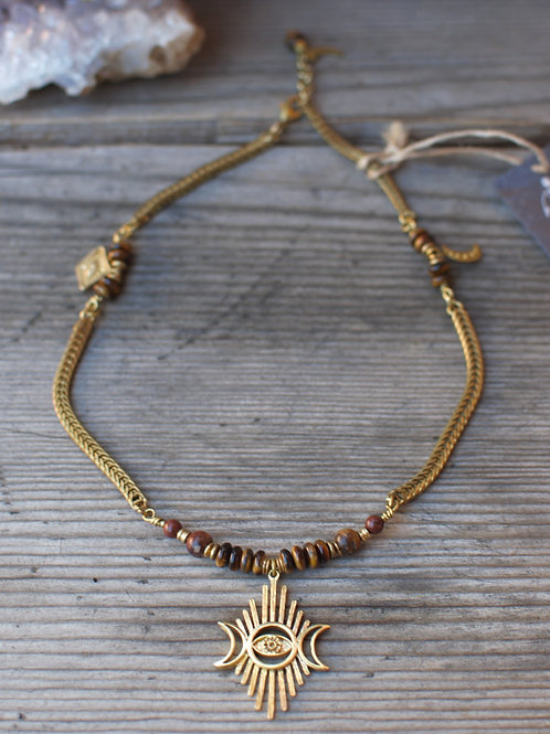 Halskette Avisha