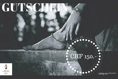 Gutschein CHF 150.-