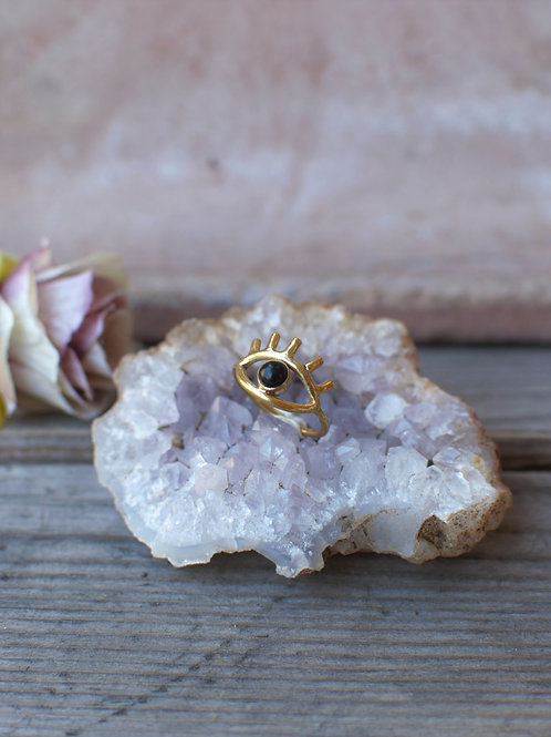 Waches Auge Onix Ring
