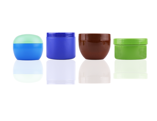 UDI Cosmetic Jars