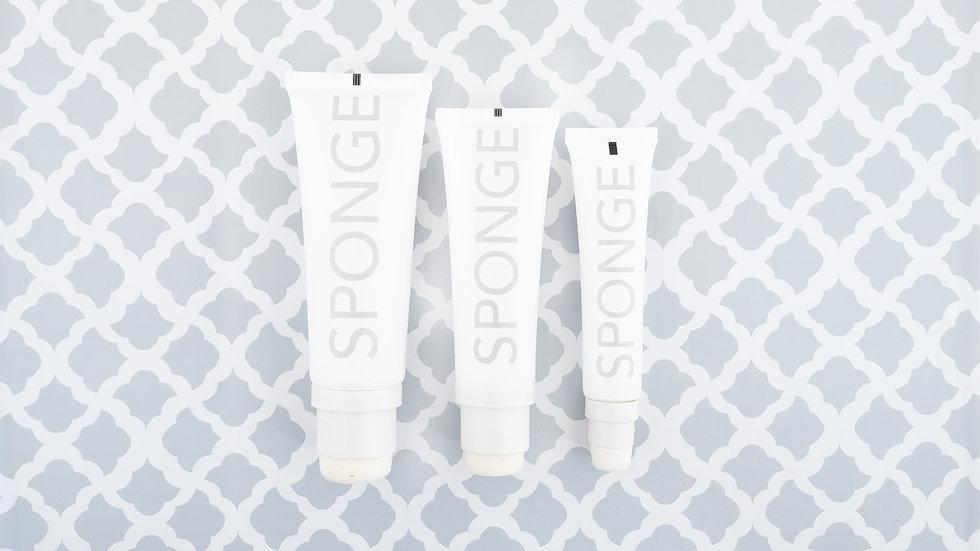 Sponge Tubes