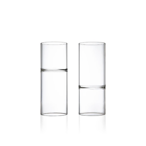 REVOLUTION WATER + WINE GLASSES - SET OF 2