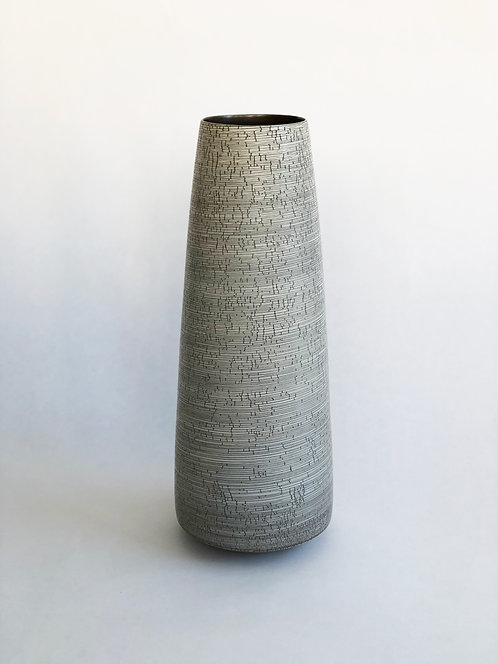 MONO 1 MAXI VASE - BIRCH CRACKLE