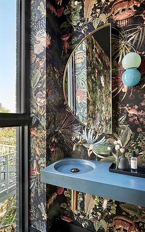 Studio Gild | Lincoln Park | Residential | Bathroom |Chicago, IL