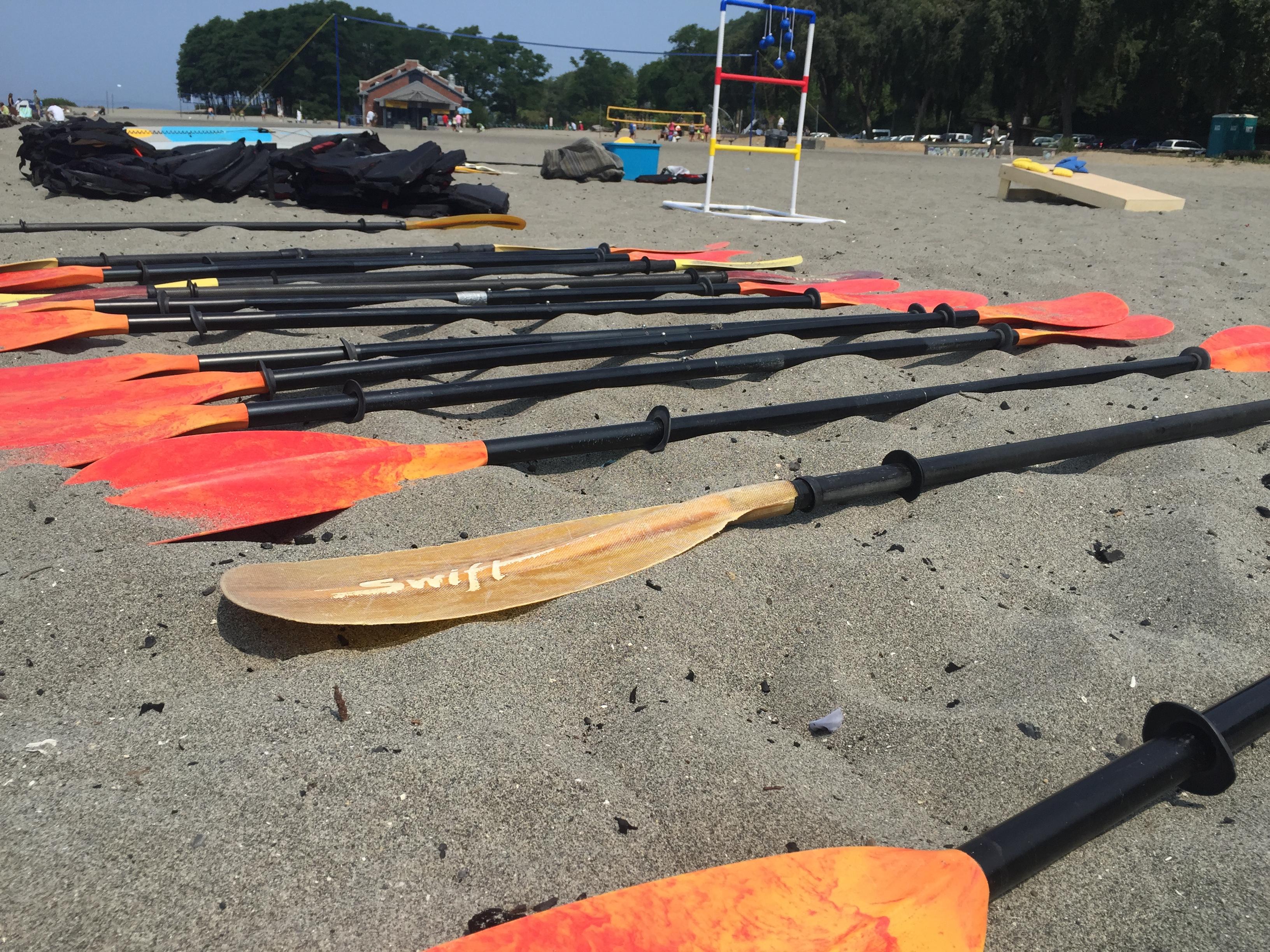 Paddles for Kayaking