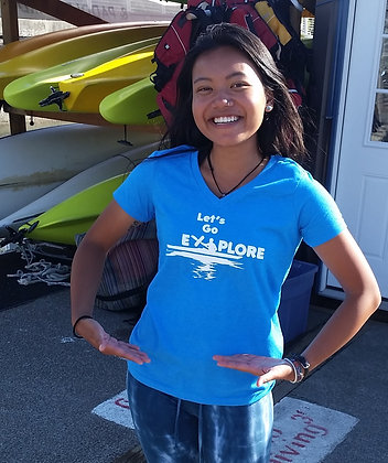 Women's Kayak T