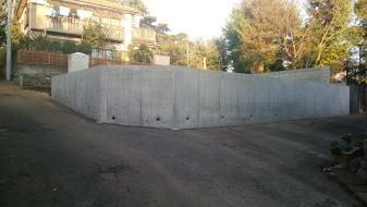 ブロック積・フェンス工事