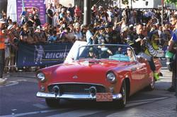 Monday-City parade