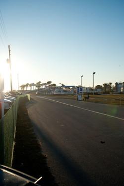 Florida Sun shinning down on Sebring