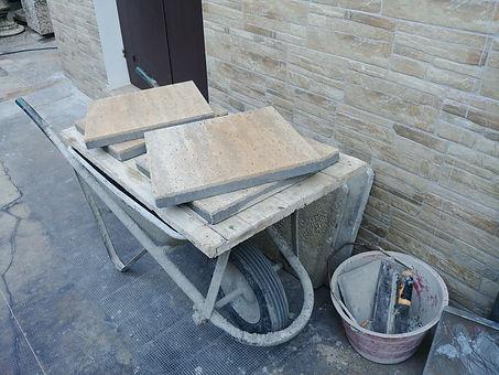 Manutenzione pavimentazione