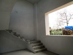 Riorganizzazione degli spazi interni