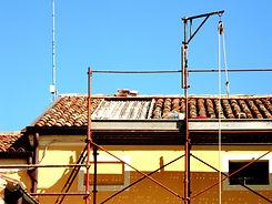 Costruzione e isolamento tetto