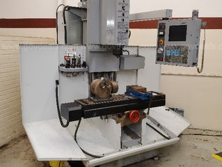 I Bought And Moved A HAAS TM-1 CNC Mill And This Is How I Did It