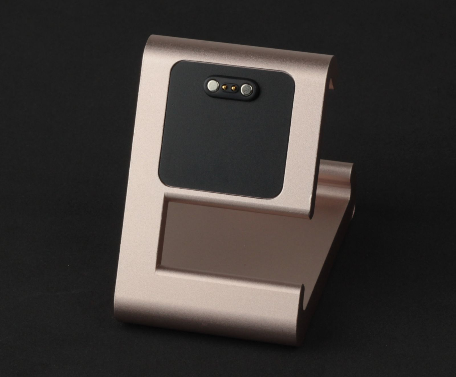 TimeDock Rose Gold for Pebble Time Smartwatch