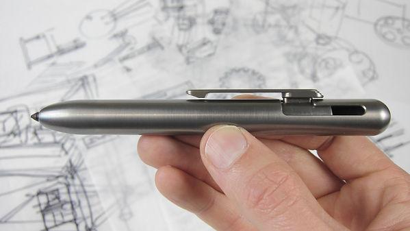 Bauen Marksmith BAM! Bolt Action Titanium Marker