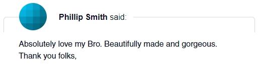 braza bro edc mini knife review Phillip Smith