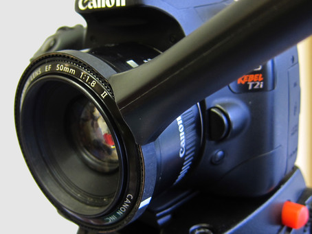 Follow Focus Shifter Works on Canon 50mm f1/8 Nifty Fifty