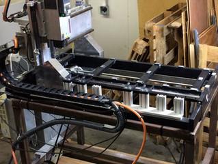 K2 CNC Rewiring using a Centroid Acorn Controller