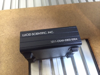 Fiber Laser Engraved Aluminum Electronics Box
