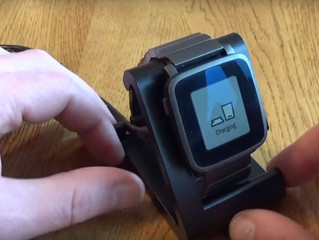 REVIEW OF BLACK TIMEDOCK CHARGING STATION FOR PEBBLE TIME