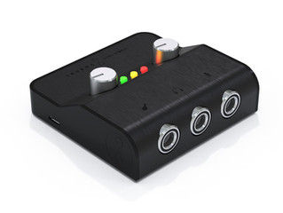 Stereo Microphone inputs for iPhone, Android and other Smartphones