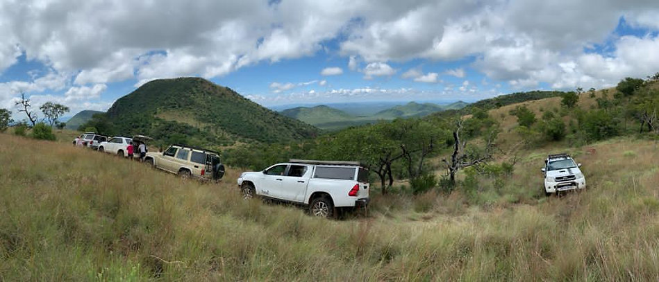 My grootfontein 4x4 adventure trails (21