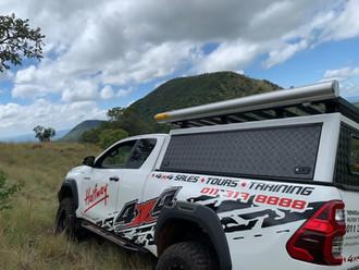 My grootfontein 4x4 adventure trails (20