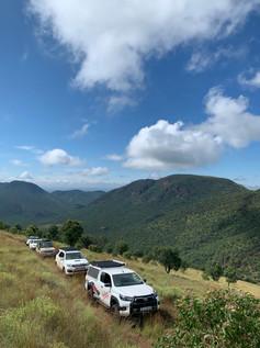 My grootfontein 4x4 adventure trails (17
