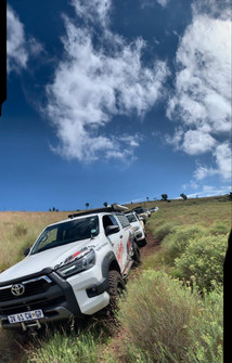 My grootfontein 4x4 adventure trails (33
