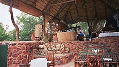 mygrootfontein aloe lodge camp area
