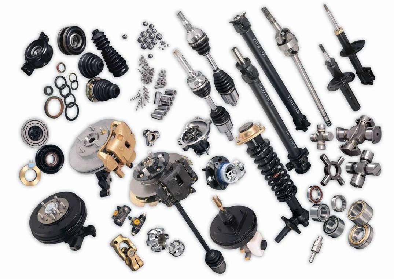 SUV Parts