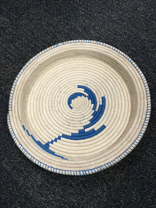 Handwoven Rwandan Basket