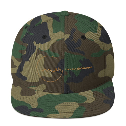 GFV Embroidered 6 Panel Cap