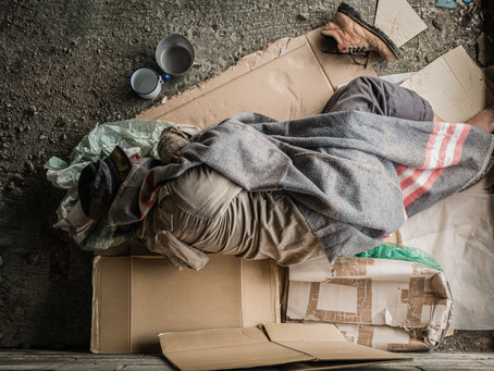 Why are Veterans Homeless?
