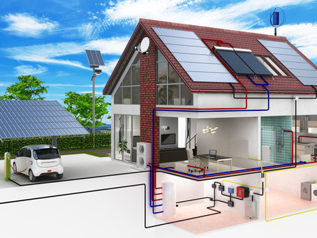 Get Ahead of The Curve with Passive Solar Energy Design