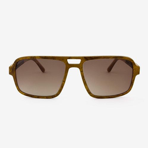 TommyOwens Rockledge - Adjustable Wood Sunglasses