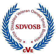 Department of Veterans Affairs certified Service Disabled Veteran Owned Business Logo