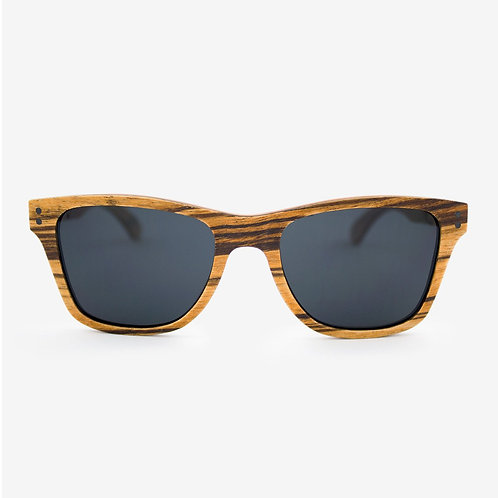TommyOwens Delray - Adjustable Wood Sunglasses