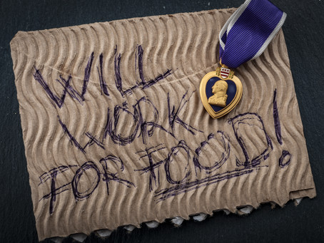 War on Veteran Homelessness