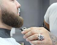 uprava vousů v barber praha