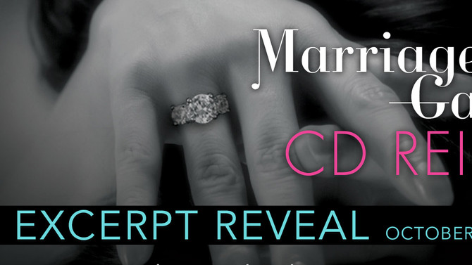 Excerpt Reveal: Marriage Games by CD Reiss