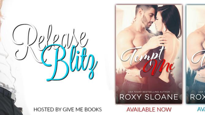 RELEASE BLITZ - Tease Me by Roxy Sloane