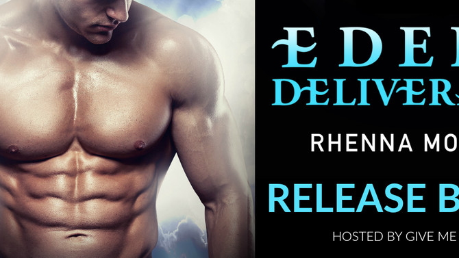 RELEASE BOOST - Eden's Deliverance by Rhenna Morgan