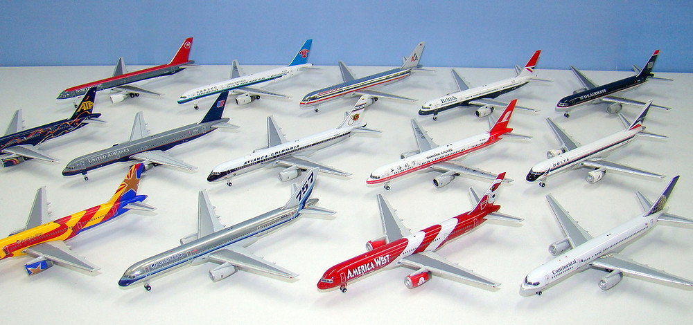 Are You an Airline Enthusiast?