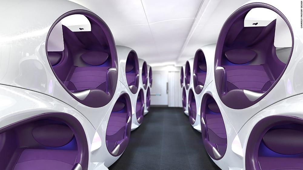Tayaran Jet Aircraft Seats