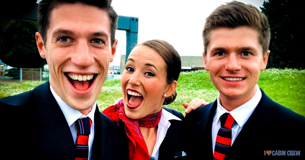 This is What Cabin Crew Do in Their Free Time (If Any)