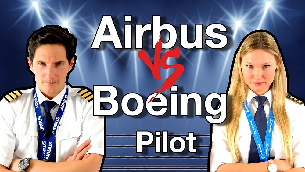 Men VS Women: Airline Pilots Who Became Celebrities on Social Media