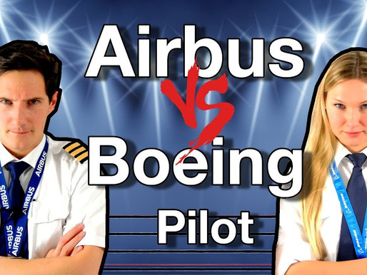 Men VS Women: Airline Pilots Who Became Celebrities on Social Media